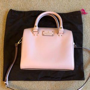 NWOT Kate Spade Light Pink Shoulder Bag